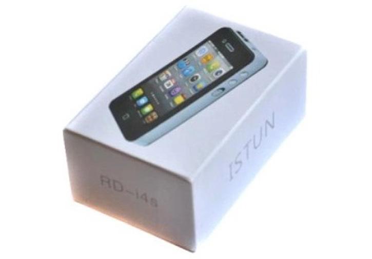 Электрошокер фонарь iPhone 4S Фото №2