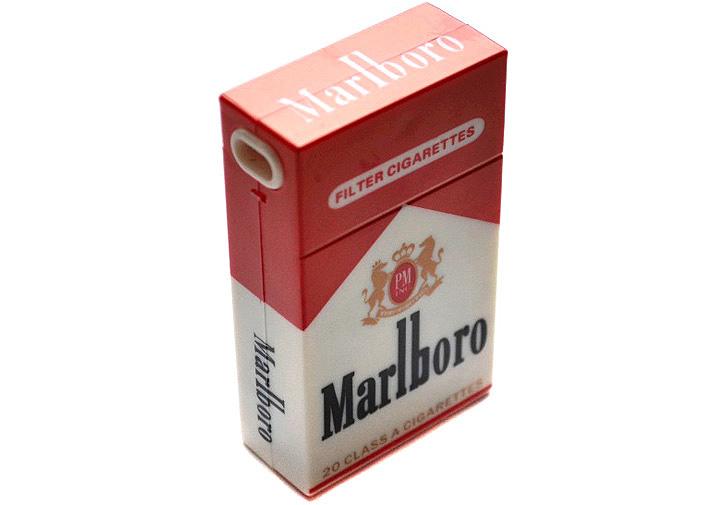 Электрошокер фонарь Пачка сигарет Marlboro Фото №1