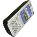 Электрошокер в виде мобильного телефона фонарь Max-Effect 95